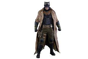 Batman Knightmare Batman vs Superman A origem da Justiça Movie Masterpiece Series Hot Toys Original