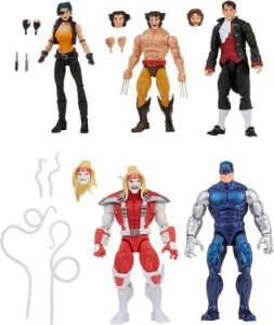 Wolverine pack Marvel Legends Series Hasbro Original