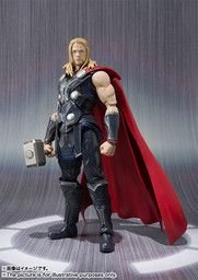[ENCOMENDA] Thor S.H. Figuarts Avengers Age of Ultron Bandai Original