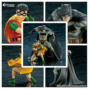 [ENCOMENDA] Batman e Robin DC Universe ARTFX+ 1/10 Kotobukiya Original