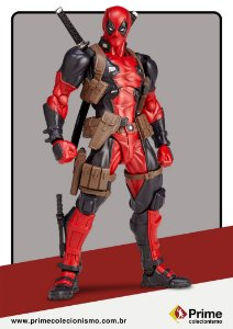 [ENCOMENDA] Deadpool Kaiyodo Revoltech Original