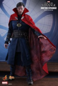 [ENCOMENDA] Doctor Strange Marvel Hot Toys Original