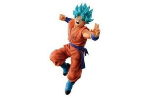 Goku Super Sayajin God Dragon Ball Super Scultures 5 Special Banpresto Original
