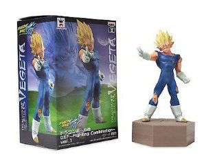 [ENCOMENDA] Majin Vegeta Super Sayajin Dragon Ball Kai DXF Banpresto Original