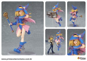 [ENCOMENDA] Black Magician Girl Yu-Gi-Oh! Duel Monsters Figma
