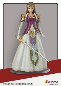 [ENCOMENDA] Princesa Zelda The Legend of Zelda Twilight Princess ver. Figma Original
