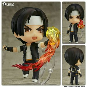 [ENCOMENDA] Kyo Kusanagi Classic ver. The King of Fighters XIV Nendoroid #683 Good Smile Company Original