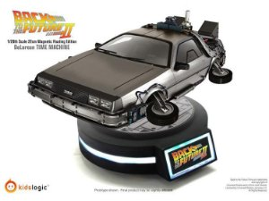 [ENCOMENDA] Delorean Back To The Future KidsLogic Magnetic Floating Original