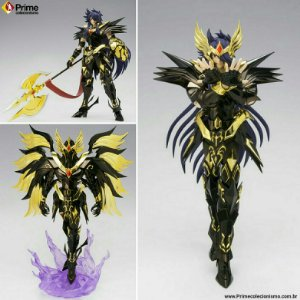 [ENCOMENDA] Loki Cavaleiros do Zodiaco Saint Seiya Soul of Gold Bandai Cloth Myth EX Original