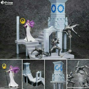 [ENCOMENDA] Athena Saint Seiya Cavaleiros do Zodiaco D.D. Panoramation Bandai original