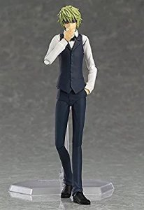 Shizuo Heiwajima Durarara!! x2 Figma Orange Rouge Good Smile Company Original