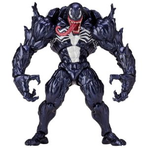 Venom Figure Complex Amazing Yamaguchi No.003 Revoltech Kaiyodo Original