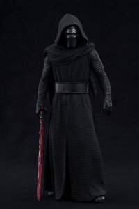Kylo Ren Star Wars: The Force Awakens ARTFX+ 1/10 Easy Assembly Kit Kotobukiya Original