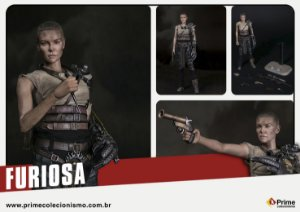 Furiosa Mad Max Wasterland Ranger The Road to hell Virtual Toys 1/6