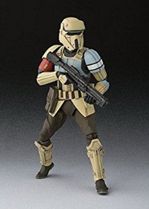 [ENCOMENDA] Scarif Stormtrooper Rogue One: A Star Wars Story S.H. Figuarts Bandai Original
