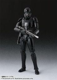 Death Trooper Rogue One: A Star Wars Story S.H. Figuarts Bandai Original