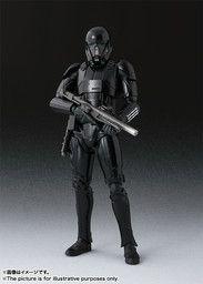 Death Trooper Rogue One: A Star Wars Story S.H. Figuarts Bandai Original