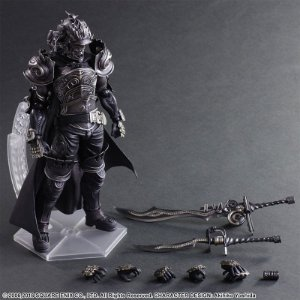 [ENCOMENDA] Gabranth Final Fantasy XII Square Enix Play Arts Kai Original