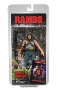 Rambo First Blood Neca Original