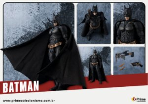[ENCOMENDA] Batman The Dark Knight S.H. Figuarts Bandai Original