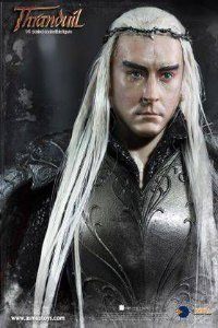 [ENCOMENDA] Thranduil The Hobbit Trilogy Asmus Toys Escala 1/6 original