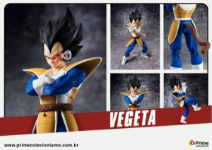 [ENCOMENDA] Vegeta Scouter Dragon Ball Z S.H. Figuarts Bandai Original