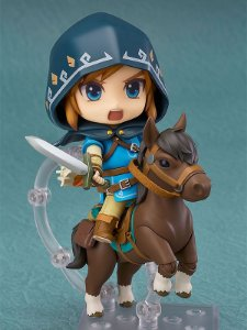 [ENCOMENDA] Link The Legend of Zelda: Link Breath of the Wild Ver. DX Edition Nendoroid Original