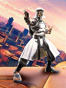 Rashid Street Fighter V S.H. Figuarts Bandai Original