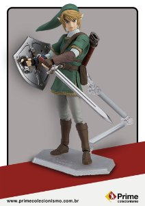 [ENCOMENDA] Link The Legend of Zelda Twilight Princess ver. Figma Regular Edition Original