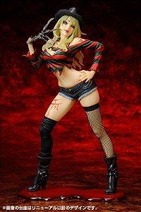 Freddy Krueger Horror Bishoujo Kotobukyia Original escala 1/7