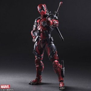 [ENCOMENDA] Deadpool Marvel Universe Variant Play Arts Kai Square Enix Original