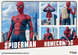 Spider-man Homecoming S.H.Figuarts Bandai Original