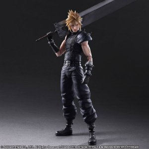 [ENCOMENDA] Cloud Strife Final Fantasy VII Remake Play Arts Kai No.1 Square Enix Original