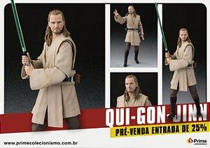 [ENCOMENDA] Qui Gon Jinn Star Wars Episode I The Phantom Menace S.H. Figuarts Bandai Original