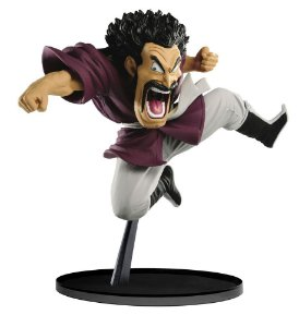 Mr. Satan Dragon Ball Z Scultures 7 Banpresto Original