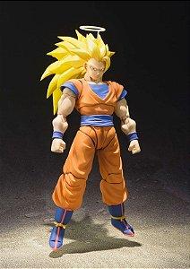 Son Goku Super Saiyan 3 S.H. Figuarts Dragon Ball Z Bandai original