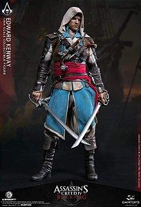 Entrada 25% [PRE-VENDA] Edward Kenway Assassin's Creed IV Damtoys escala 1/6 original
