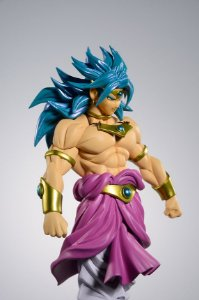 Broly Dragon Ball Scultures 7 Banpresto Original