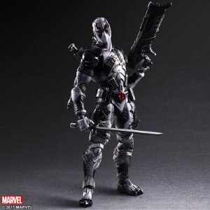 [ENCOMENDA] Deadpool X-Force ver. Marvel Universe Variant Play Arts Kai Square Enix Original