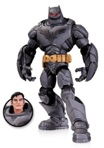 Batman Thrasher Suit DC Comics Designer Series Greg Capullo DC Collectibles Original