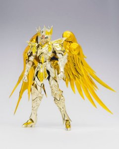 Saga de Gemeos Cavaleiros do Zodiaco Saint Seiya Soul of Gold Bandai Cloth Myth EX Original
