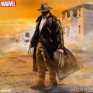 [PRE-VENDA] Wolverine Old Man Logan Marvel Universe ONE:12 Collective Mezco Original