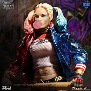 [PRE-VENDA] Harley Quinn Suicide Squad ONE:12 Collective Mezco Original