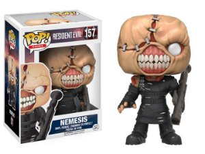 [ENCOMENDA] Nemesis Resident Evil Pop! Games Funko Original