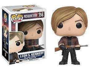 Leon S. kennedy Resident Evil Pop! Games Funko Original