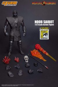 [ENCOMENDA] [EXCLUSIVO SDCC 2017] Noob Saibot Mortal kombat Storm Collectibles Original