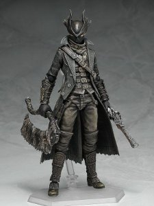 [PRE-VENDA] Hunter Bloodborne Figma Max Factory Original