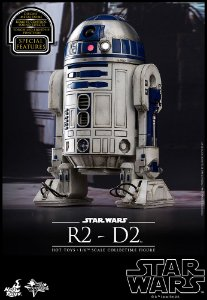 R2-D2 Star Wars The Force Awakens Hot Toys Original