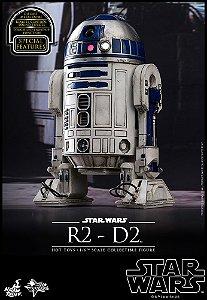R2-D2 Star Wars The Force Awakens Hot Toys Original