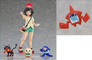[PRE-VENDA][EXCLUSIVO] Mizuki Pokemon Figma Good Smile Company Original